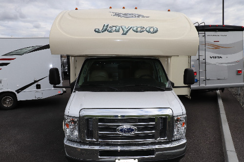 Exterior : 2016-JAYCO-31DS