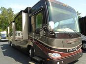Used 2009 Damon Tuscany 4056 Class A - Diesel For Sale