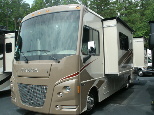 2016 Winnebago SUNSTAR LX