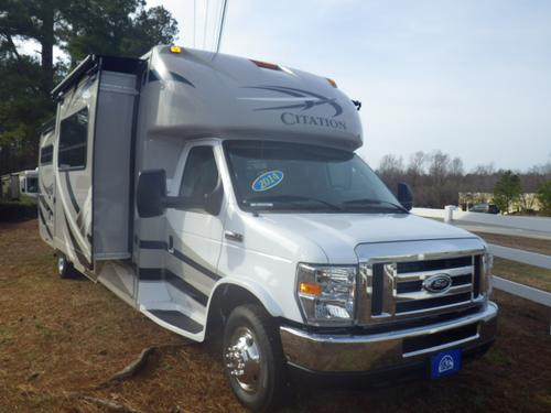 2014 THOR MOTOR COACH Citation