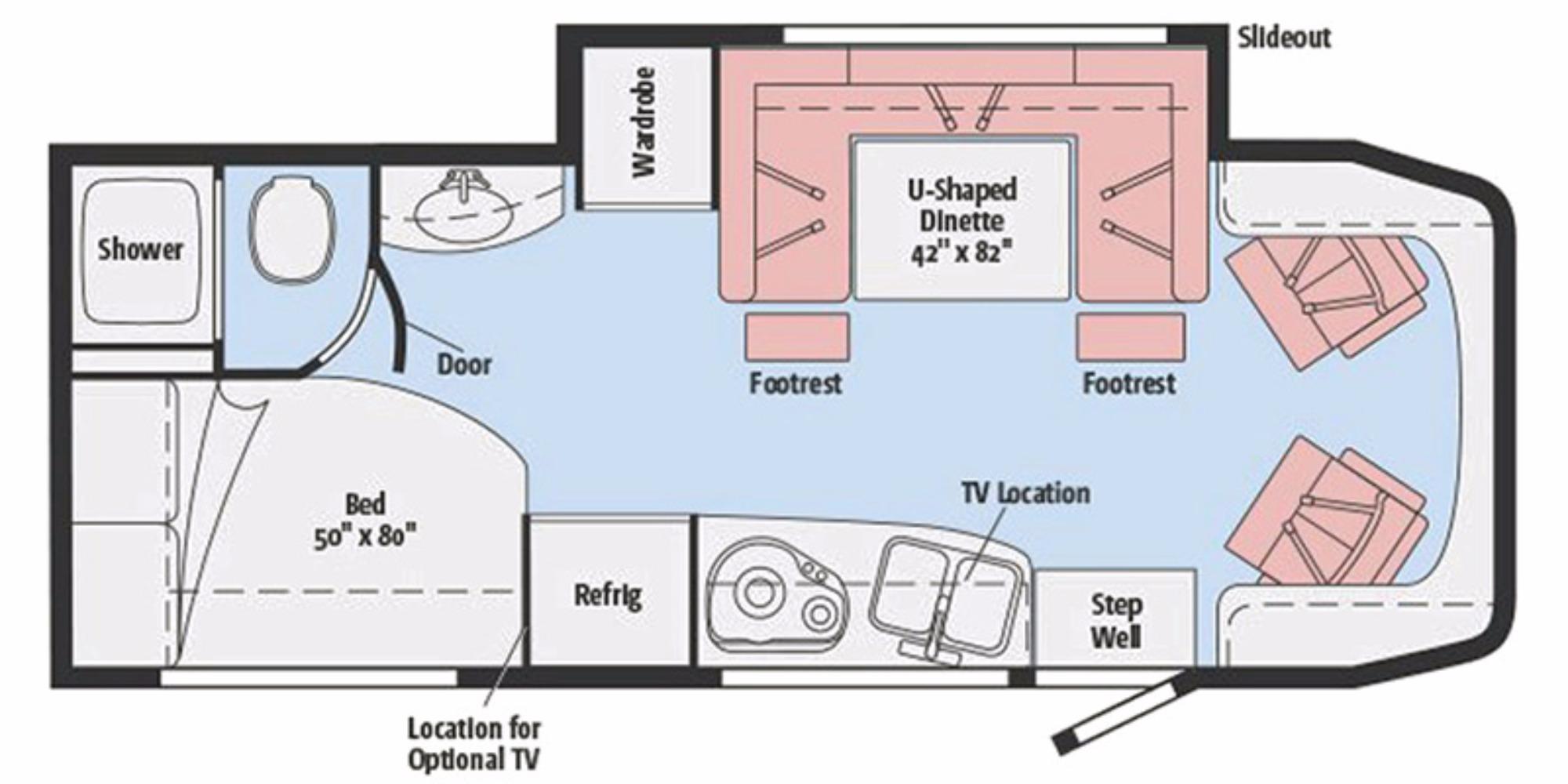 Winnebago Navion 24j Rvs For Sale Camping World Rv Sales Wiring Diagrams