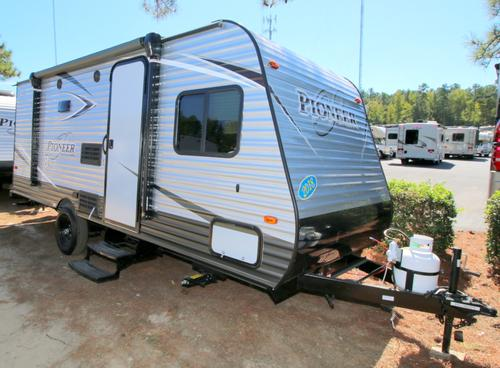 New Or Used Travel Trailer Campers For Sale Rvs Near Raleigh