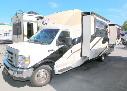Exterior : 2014-FOREST RIVER-265DS
