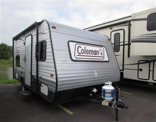 New 2015 Coleman Coleman CTS15BH Travel Trailer For Sale