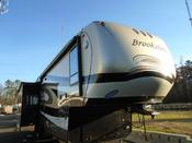 Used 2011 Forest River BROOKSTONE 354TS Fifth Wheel For Sale