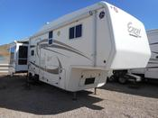 Used 2008 Peterson Excel 30 RSO Fifth Wheel For Sale