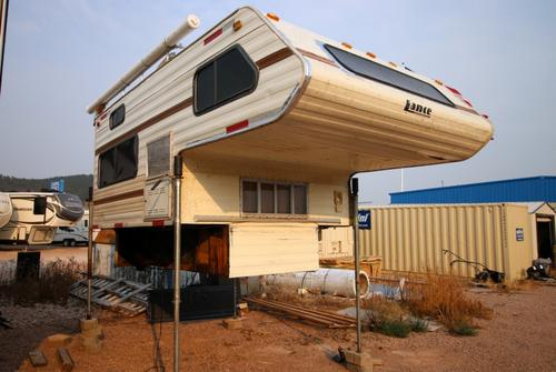 New Or Used Truck Camper Campers For Sale Camping World