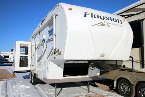 RV : 2009-FOREST RIVER-8526RLS