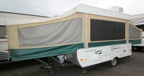 Used 2010 Starcraft Starcraft M1019 Pop Up For Sale