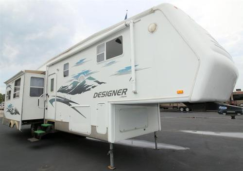 Used 2007 Jayco Designer 36RLTS Fifth Wheel For Sale