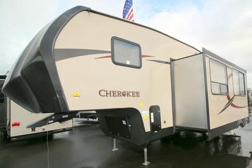 New 2016 Forest River Cherokee 265B Fifth Wheel For Sale