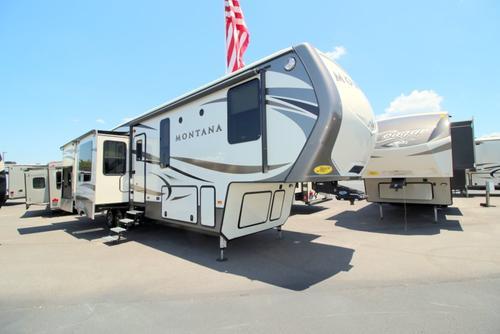 Luxury 2017 Keystone Montana 3721rl  Camping World Of South