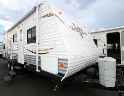 Used 2013 Heartland Trail Runner 265LE Travel Trailer For Sale