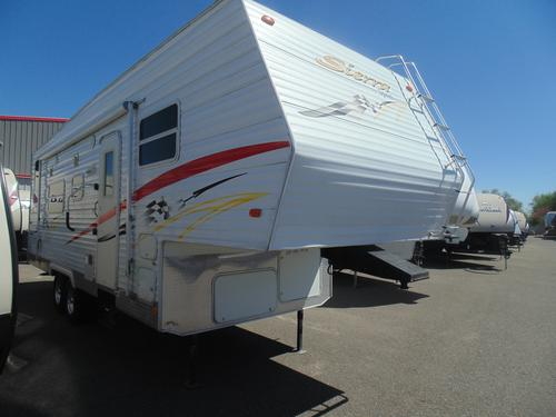 2005 Forest River Sierra Sport