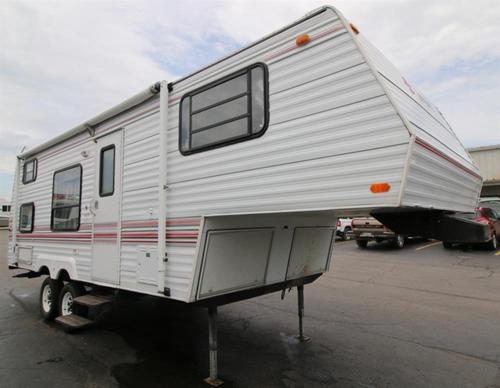 Used 1995 Jayco Eagle 255BH Fifth Wheel For Sale