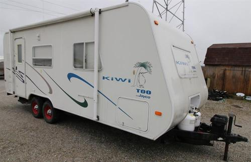 Used 2003 Jayco KIWI II 22U Travel Trailer For Sale