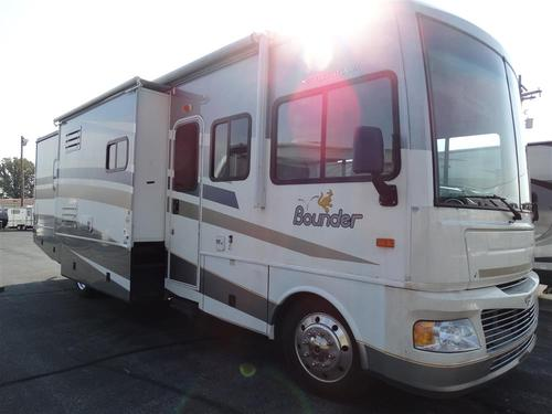 Used 2006 Fleetwood Bounder 34F Class A - Gas For Sale