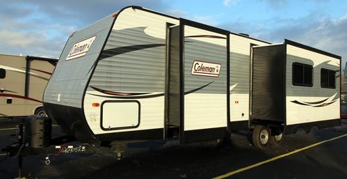 Coleman Lantern  Rk Travel Trailer For Sale