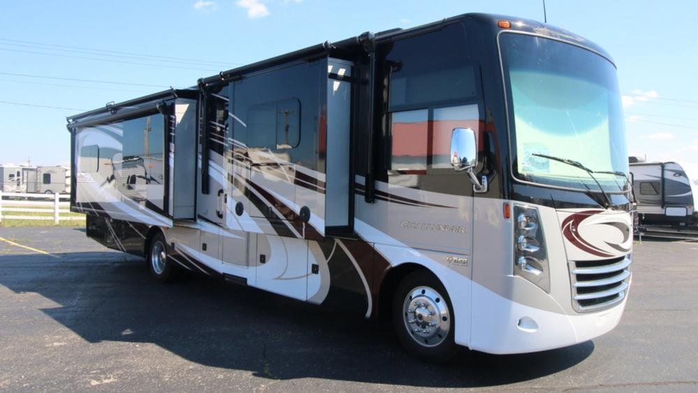 2017 Thor Challenger 37kt Camping World Of Richmond