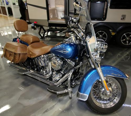 2006 HARLEY DAVIDSON ROAD KING