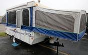 Used 2007 Starcraft Spacemaster 1224 Pop Up For Sale