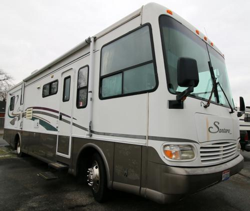 Used 2000 Coachmen Santara 370 Class A - Diesel For Sale