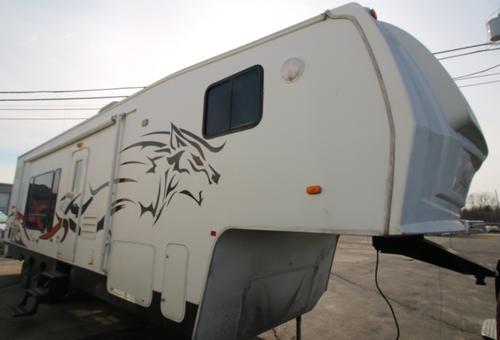 2009 Cherokee Wolfpack
