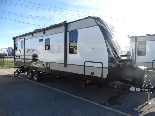 Cruiser Rv Radiance 25rb Rvs For Sale Camping World Rv Sales