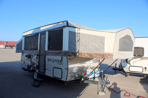 Forest River Rockwood High Wall RVs for Sale - Camping World