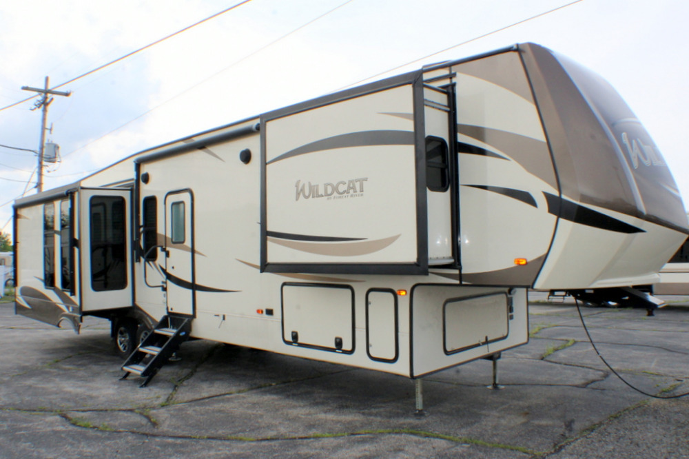 2018 Forest River 37wb