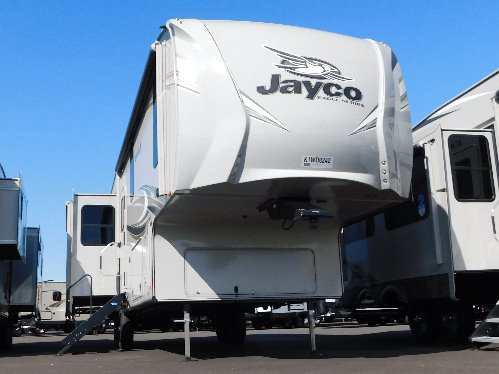 Exterior : 2019-JAYCO-321RSTS