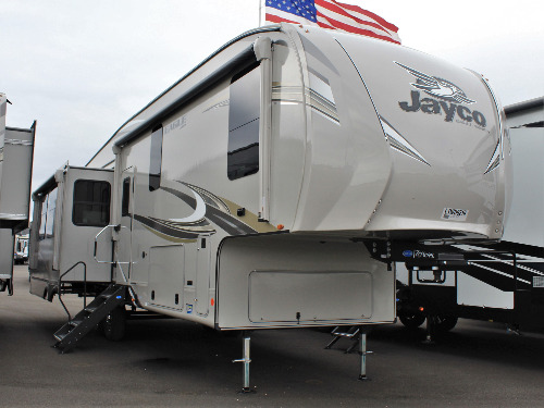 Exterior : 2020-JAYCO-321RSTS