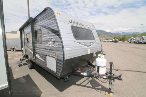 Living Room : 2020-JAYCO-195RBW