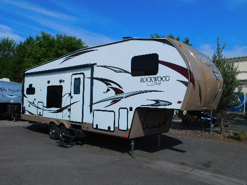 RV : 2018-FOREST RIVER-8280WS