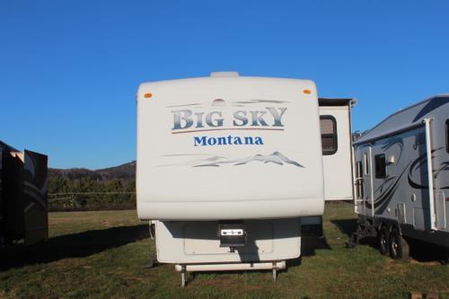 2002 Keystone Big Sky Montana