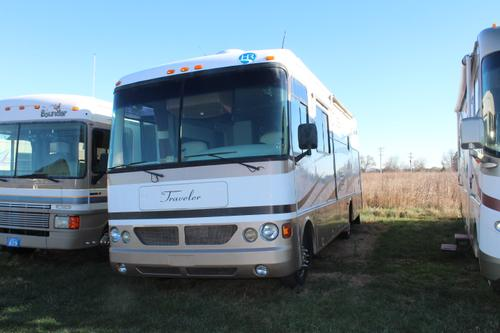 2004 Holiday Rambler Traveler