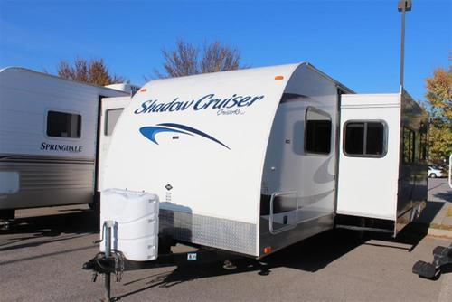 2012 Cruiser RVs Shadow Cruiser