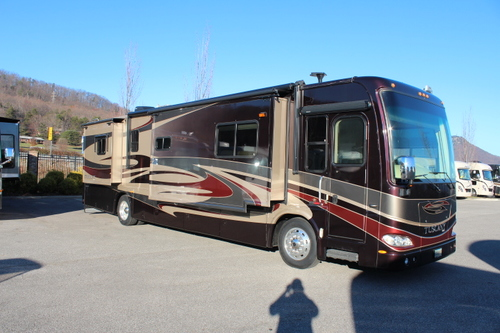 Used 2008 Damon Tuscany TUSCANY Class A - Diesel For Sale