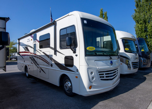 Exterior : 2020-HOLIDAY RAMBLER-28A