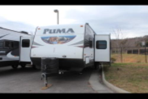 New 2015 Forest River Puma 30DBSS Travel Trailer For Sale