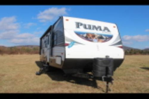 New 2015 Forest River Puma 25RBSS Travel Trailer For Sale