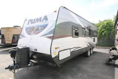 New 2015 Forest River Puma 23FB Travel Trailer For Sale