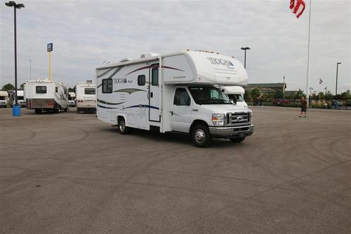 Used 2011 Fleetwood Tioga RANGER 25G Class C For Sale