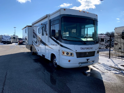 RV : 2014-FOREST RIVER-351DSF