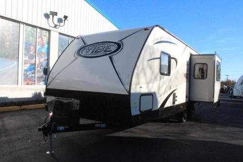Exterior. Forest River Vibe RVs for Sale   Camping World RV Sales