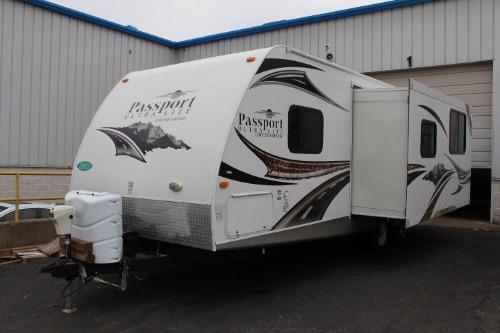 Keystone Passport 2510rb Rvs For Sale Camping World Rv Sales