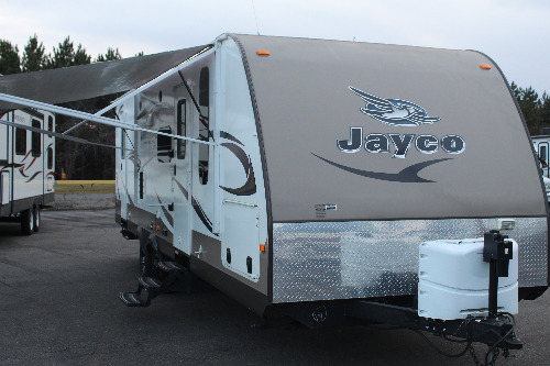 Bedroom : 2014-JAYCO-28DSBH
