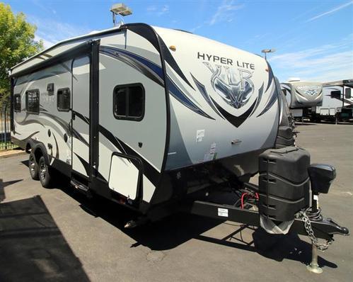 New 2016 Forest River XLR HYPER LITE 24HFS Travel Trailer Toyhauler For Sale