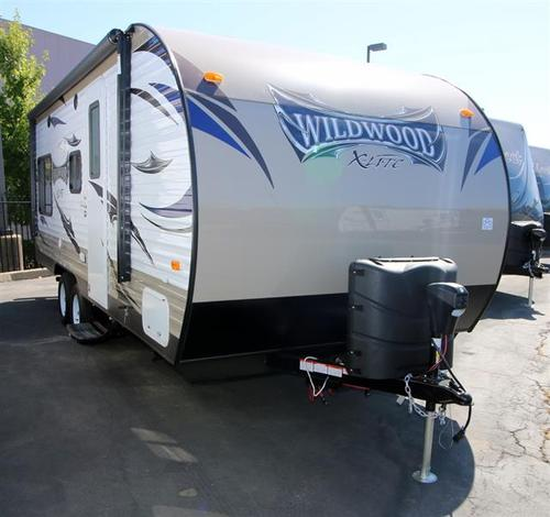 New 2016 Forest River Wildwood 191RDXL Travel Trailer For Sale
