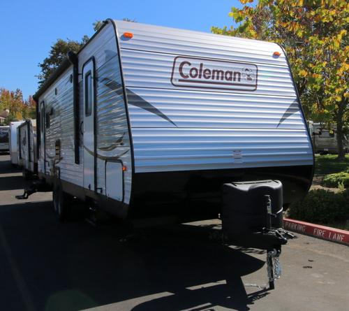 New 2016 Coleman Coleman CTS270RLWE Travel Trailer For Sale